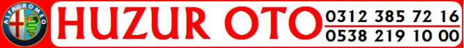 Huzur Oto Alfa Romeo Çıkma Parça Satış Portalı